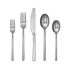 Cambridge® Silversmiths Beacon Rumbled 60-Piece Flatware Set