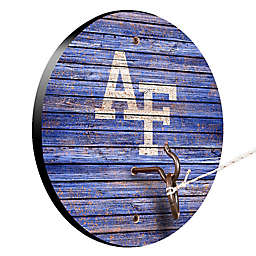 United States Air Force Academy Weathered Hook & Ring Toss Game