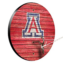 Collegiate Weathered Hook & Ring Toss Game Collection