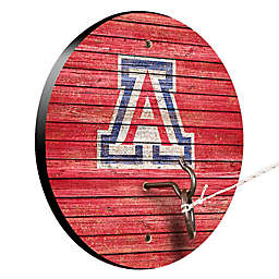 University of Arizona Weathered Hook & Ring Toss Game