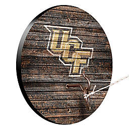 University of Central Florida Weathered Hook & Ring Toss Game