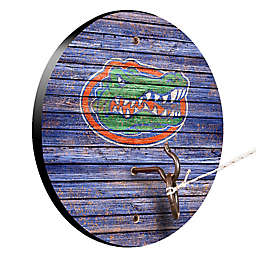 University of Florida Weathered Hook & Ring Toss Game