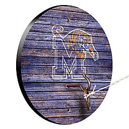 University of Memphis Weathered Hook & Ring Toss Game