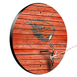 Oregon State University Weathered Hook & Ring Toss Game