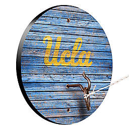 University of California Los Angeles Weathered Hook & Ring Toss Game