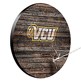 Virginia Commonwealth University Weathered Hook & Ring Toss Game