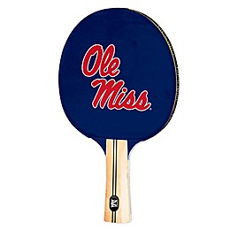 University of Mississippi Table Tennis Paddle