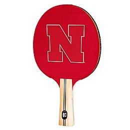 University of Nebraska Table Tennis Paddle