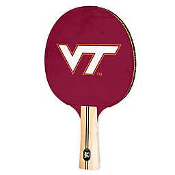 Virginia Tech University Table Tennis Paddle