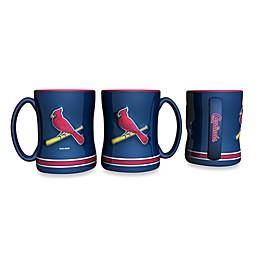 MLB St.Louis Cardinals Sculpted Relief Mug