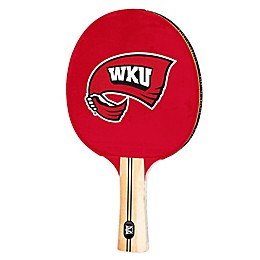 Western Kentucky University Table Tennis Paddle