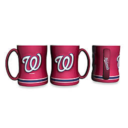MLB Washington Nationals Sculpted Relief Mug