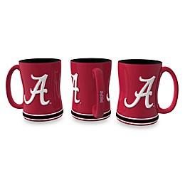 University of Alabama Relief Mug