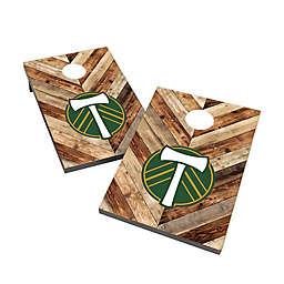 MLS Portland Timbers Cornhole Bag Toss Set