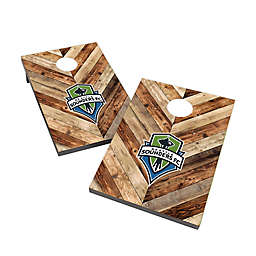 MLS Seattle Sounders FC Cornhole Bag Toss Set