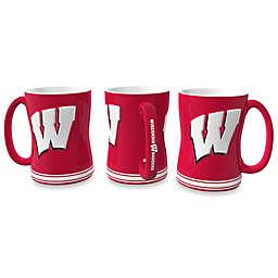 University of Wisconsin Relief Mug