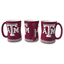 Texas A&M University Relief Mug