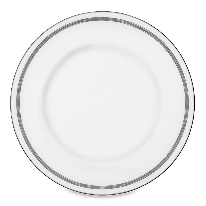 Alternate image 1 for Vera Wang Wedgwood® Vera Infinity 11-Inch Dinner Plate