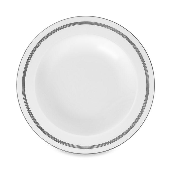Alternate image 1 for Vera Wang Wedgwood® Vera Infinity 9-Inch Rim Soup Plate