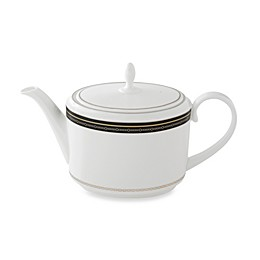 Vera Wang Wedgwood® With Love Noir Teapot