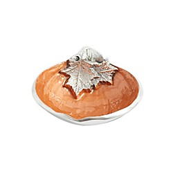 Julia Knight® Luxe Lodge Pumpkin 5-Inch Bowl in Spice