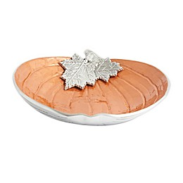 Julia Knight® Luxe Lodge Pumpkin 12.5-Inch Bowl in Spice