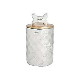 Julia Knight® Dog Treat Container in Toffee