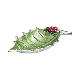 Julia Knight® Holly Sprig 10-Inch Bowl in Mojito