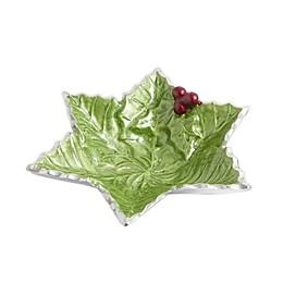 Julia Knight® Holly Sprig 6-Inch Starflake Bowl in Mojito