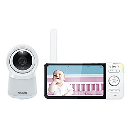 VTech® RM5754HD 5-Inch Color LCD Smart Wi-Fi Baby Monitor