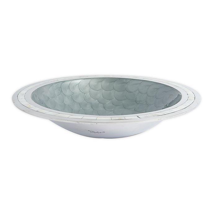 Alternate image 1 for Julia Knight® Classic 15-Inch Round Bowl in Platinum