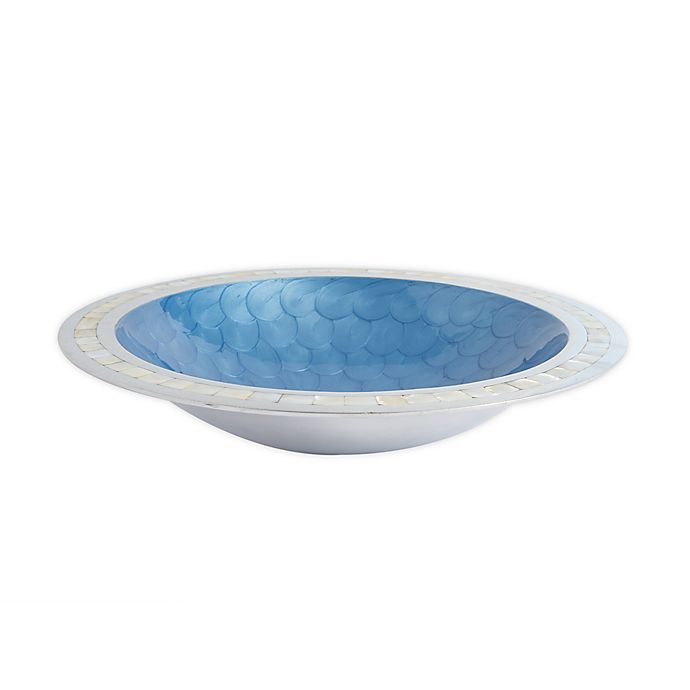 Alternate image 1 for Julia Knight® Classic 15-Inch Round Bowl in Azure
