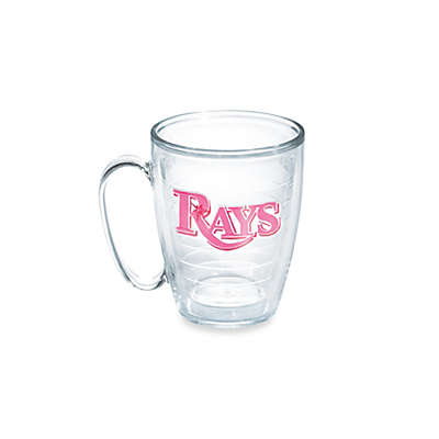 Tervis® MLB Tampa Bay Rays 15 oz. Mug in Neon Pink