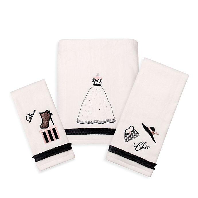 Parisienne Chic Towel Collection