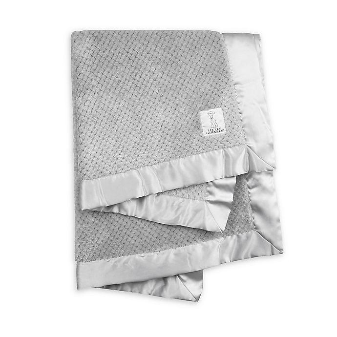Alternate image 1 for Little Giraffe® Honeycomb Receiving Blanket