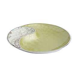 Julia Knight® Classic 13-Inch Yin Yang Bowl in Kiwi
