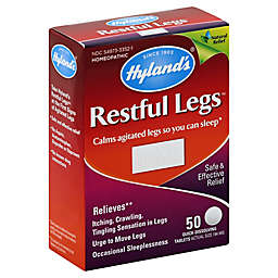 Hyland's 50-Count Restful Legs PM Quick-Dissolving Tablets