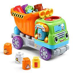 LeapFrog® LeapBuilders® 13-Piece Store & Go Dump Truck Playset