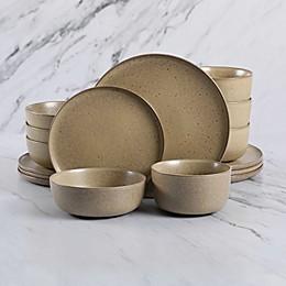 Artisanal Kitchen Supply® Soto Reactive Glaze Dinnerware Collection in Sand