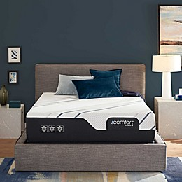 iComfort® by Serta® CF400 Plush Mattress with 6\