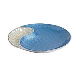 Julia Knight® Classic Yin Yang Bowl in Azure