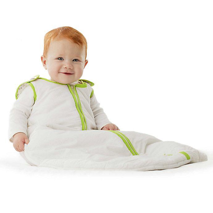 Alternate image 1 for Baby Deedee® Sleep Nest® Sleeping Bag in White