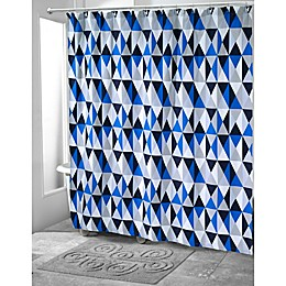 Nowhouse by Jonathan Adler Bleecker Shower Curtain