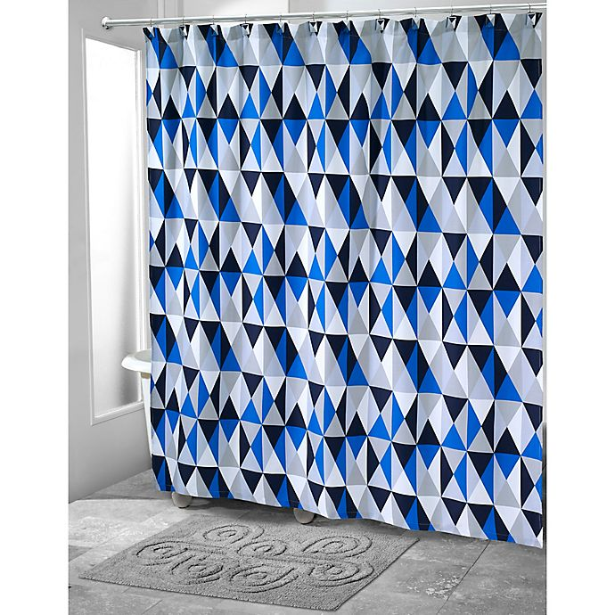 Alternate image 1 for Nowhouse by Jonathan Adler Bleecker Shower Curtain Collection