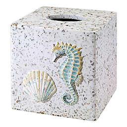 Avanti Coastal Terrazzo Tissue Box Cover