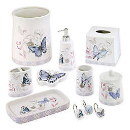 Butterfly Bathroom Accessories Bed Bath Beyond