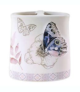Portacepillos de dientes de cerámica Avanti In the Garden