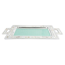 Julia Knight® Classic 25-Inch Rectangular Tray with Handles