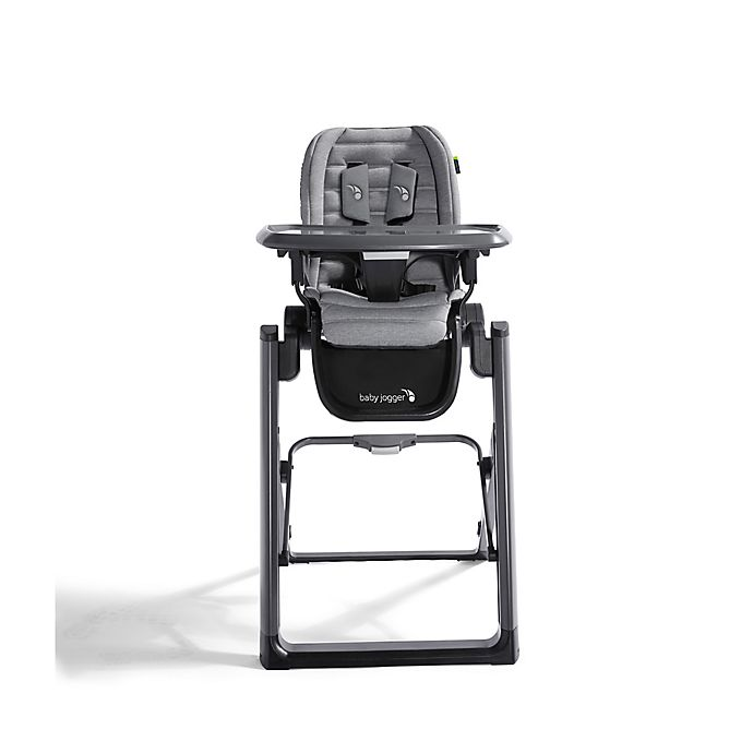 Alternate image 1 for Baby Jogger® city bistro™ High Chair in Graphite