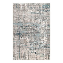 ECARPETGALLERY Lucca Area Rug in Grey